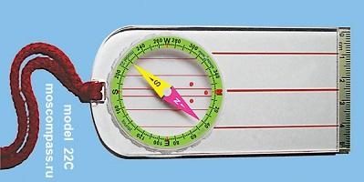 Компас спортивный MosCompass модель 22C