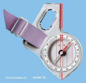 Московский компас модель 2L