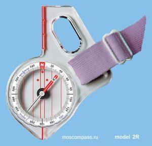 Компас московский, модель 2R