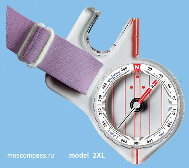 Московский компас модель 2XL