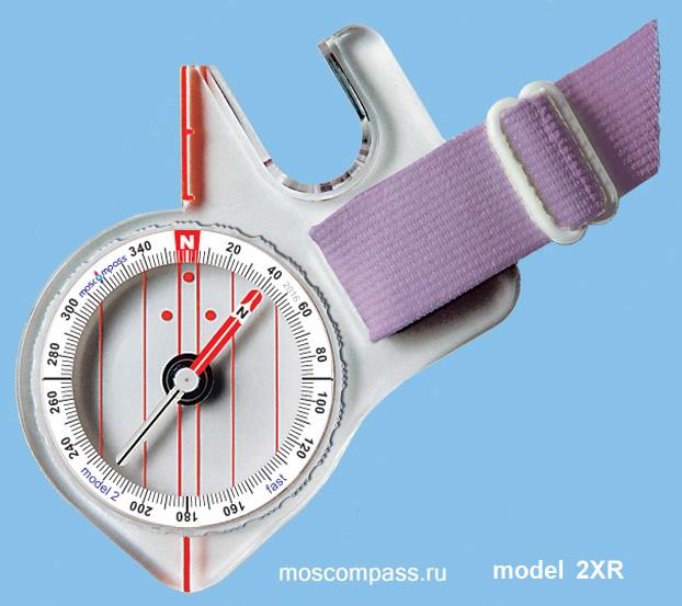 Московский компас модель 2XR