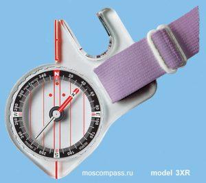 Компас Московский модель 3XR