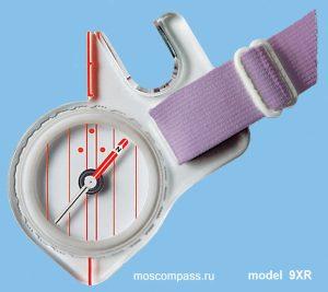 Московский компас модель 9XR