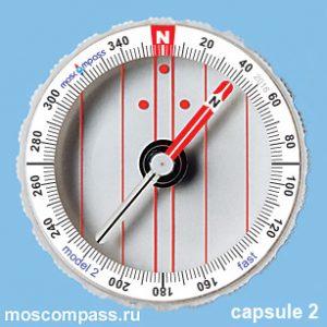 Колба для Московского компаса модели 2 Быстрая стрелка