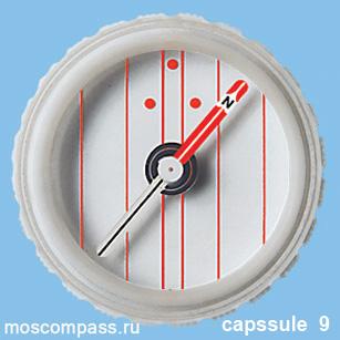 Колба Московский компас модель 9 суперстабильная
