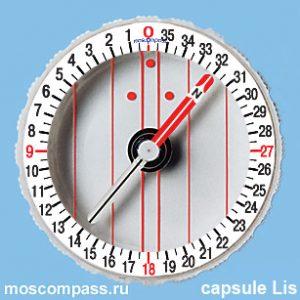 Колба Московский компас для спортивной радиопеленгации